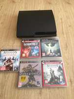 Playstation 3 plus games for Sale