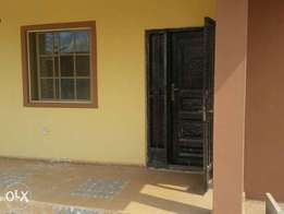 A 2 bedroom flat to Let at Afunbiowo