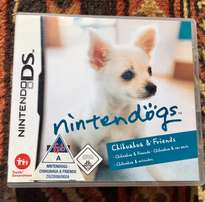 Nintendogs Chihuahua Nintendo DS Game