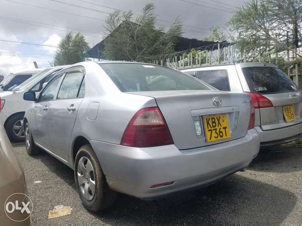 Toyota corolla NZE ,very clean condition. Buy and drive Embakasi - image 3