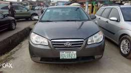 Nigerian used Hyundai elantra 2008 in a very good condition.