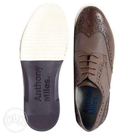 Anthony Miles Brooke Lace-up Shoes Ajah - image 1