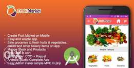 Get android app for your grocery business