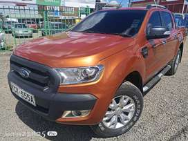Ford Ranger Double Cabin Pickup Ccsel Wd