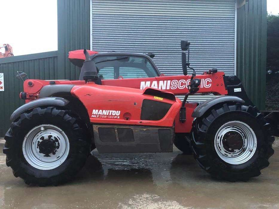 Manitou Mlt735-120 Ps - 2013