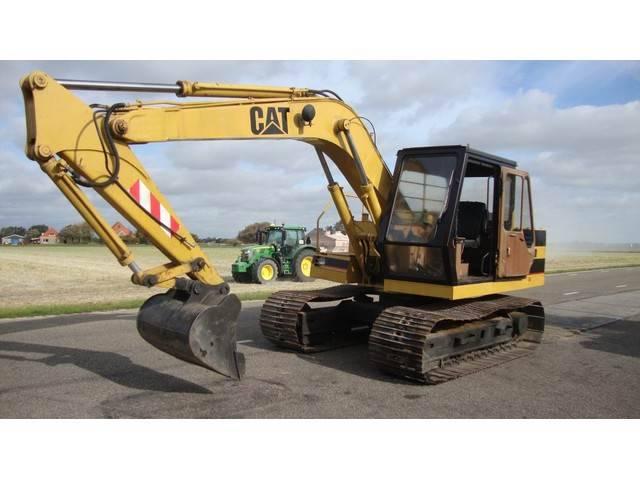 Caterpillar E110 B