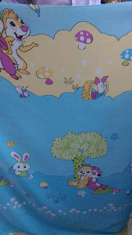 Sheer curtain fabric with cartoon characters Nairobi CBD - image 7
