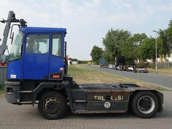 Kalmar Tr618i 4x4 Roro - 2010