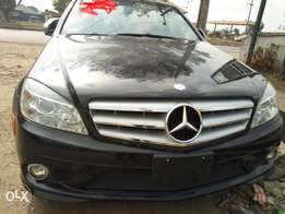 Tokunbo c300 .serious buyer call only