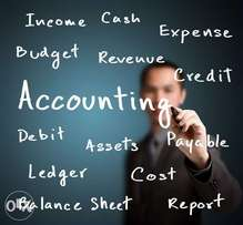 Accounting & Business subjects tutorials.
