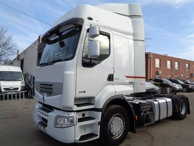 Renault Premium 460 Manual Intarder - 2011