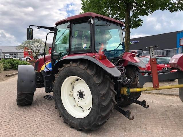 New Holland 5060T met Maaicombinatie - 1900
