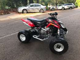 2007 Arctic Cat DVX 400 in Spotless condition