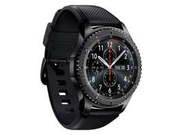 Brand New Samsung Gear S3 Frontier Shop at Kenyatta Avenue With Warran