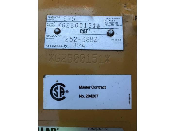 Caterpillar 3516B - 2.250 kVA Generator - DPX-25033 - 2014 - image 16