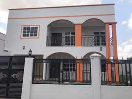 an executive and a newly built four bedroom house for sale