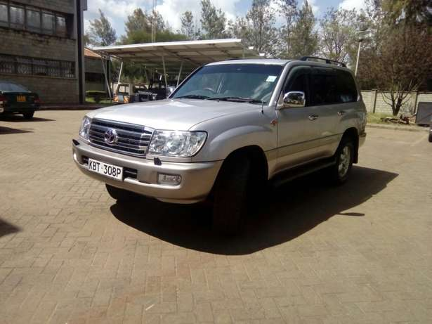 Toyota Landcruiser Vx 2005 Model In immaculate Condition Karen - image 4
