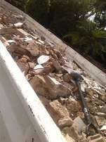 Rubble and garden refuse removal