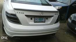 Clean regd buy and drive BENZ C300 for sale...