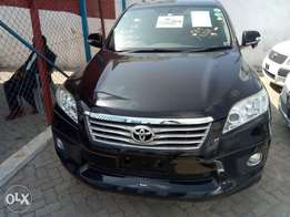 Brand new Toyota Vanguard (Just arrived in colours ..black and white)