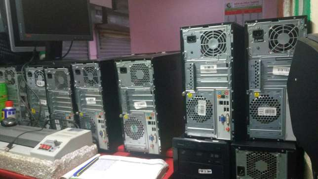Ex UK HP core2 towers.. 4gb,250gb, dvdw Mombasa Island - image 3