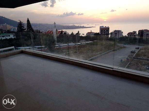 308 m2 apartment for sale in Ghazir (sea view, mountain view)