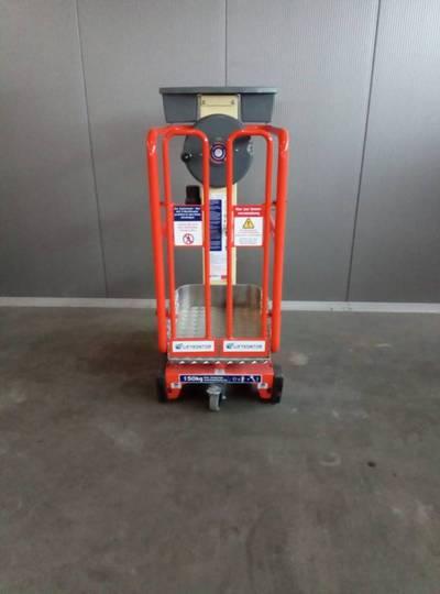 JLG Eco Lift 1.5 Manuell - 2017