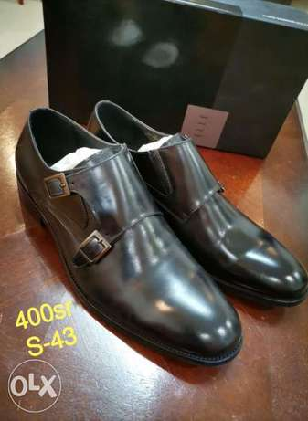 Formal shoes size 43 الرياض -  2