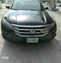 Registered 2010 Honda Crosstour