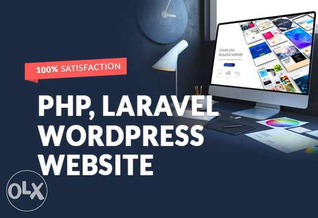 will fix bugs or errors and develop html, laravel, javascript website
