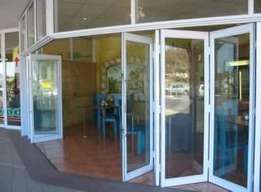 Aluminium windows&doors,shopfront,folding doors,patio doors
