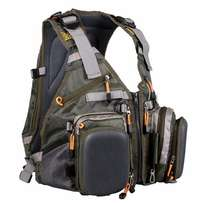 Reel Fly Fishing Vest And Back Pack