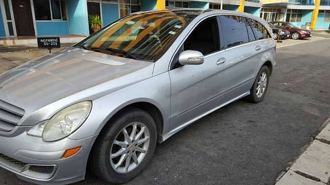 Mercedes-Benz R 350 (4matic) - 2007 MODEL - REGISTERED Falomo - image 6
