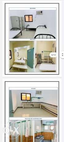 Fully Furnished Labour Camp 66Rooms