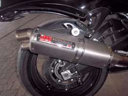 YOSHIMURA Exhaust Cannisters X 2