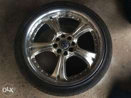 17 inch Rims Only