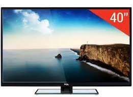 TCL 40 inch smrt tv
