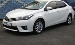 2014 Toyota Corolla 1.8 Exclusive CVT A/T