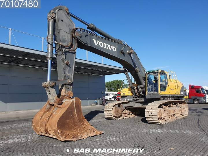 Volvo EC700BLC Good condition - good U/C - good bucket - 2007