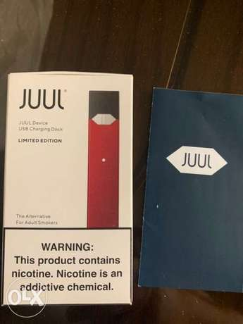 juul limited edition red