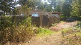1/8 of an acre for sale in Ondiri scheme kikuyu