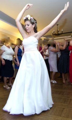 Suknia ślubna Gala Bianka S 36 Panki Olxpl
