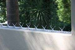 Wall Spikes, Razor wire. Home Renovations Arts Oakdale Est - image 3