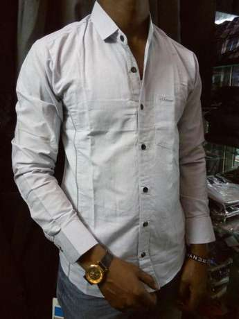 Slim-fit casual Plain shirts Nairobi CBD - image 8