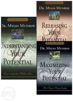 Myles Munroe Potential Gift Bundle (3 Books)