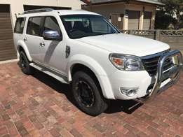 2010 Ford Everest 3.0 Tdci XLT 4x4
