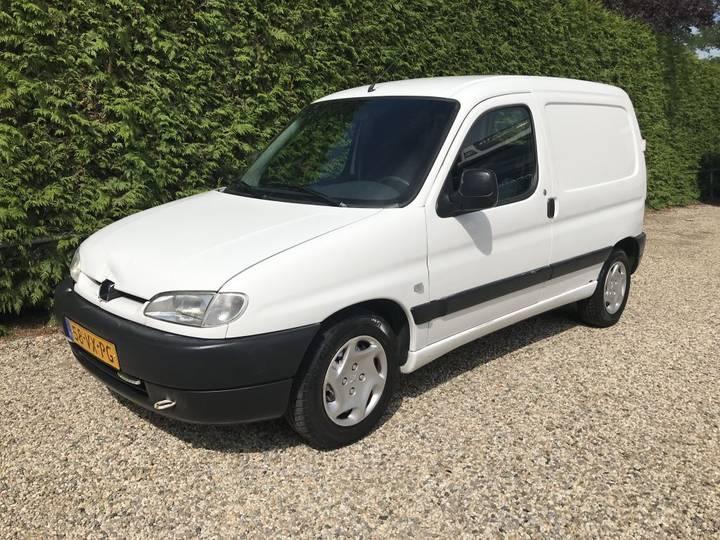 Peugeot Peuteot Partner 170C 1,9 Diesel - 2001