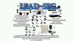 Security for your home, business and/or farm