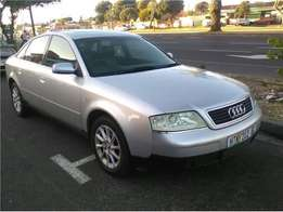 2000 Audi A6 2.4 automatic for sale