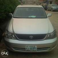 Toyota Avalon 2001 (few months used)